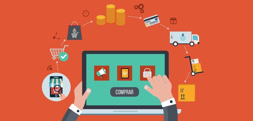 vendas pela internet - Compras pela internet disparam até 40% com impacto do novo coronavírus